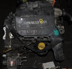Двигатель в сборе. Renault Megane Renault Scenic Двигатель F9Q