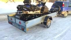 """Прицеп для снегохода, грузов 3400х1450 """"Алтай"""". Г/п: 500 кг., масса: 750,00кг. Под заказ"""