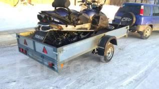 "Прицеп для снегохода, грузов 3400х1450 ""Алтай"". Г/п: 500кг., масса: 750,00кг."