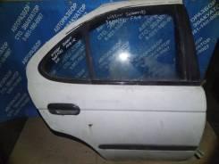 Дверь боковая. Nissan Sunny, FB15, FNB15, JB15, QB15, SB15 Двигатель QG15DE