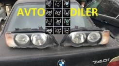 Фара левая BMW X5 E53 63128409013 галоген
