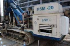 Soilmec. Бурильная установка PSM-20 (Стоит в г. Москва) не