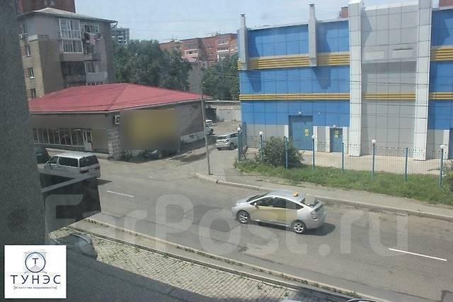 Продается трехэтажное помещение на Бестужева во Владивостоке. Улица Бестужева 26а, р-н Эгершельд, 911 кв.м. Вид из окна