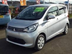 Mitsubishi eK-Wagon. автомат, передний, 0.7, бензин, 53 564 тыс. км, б/п. Под заказ