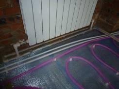 Установка радиаторов, все виды сантехнических услуг