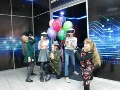 Аренда клуба виртуальной реальности - день Рождения, Детский праздник