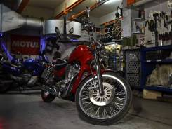 Suzuki VS 400 Intruder. 400 куб. см., исправен, птс, с пробегом
