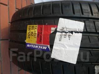 Michelin Pilot Super Sport. Летние, без износа, 1 шт