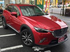 Mazda CX-3. автомат, передний, 1.5, дизель, 38 000тыс. км, б/п. Под заказ