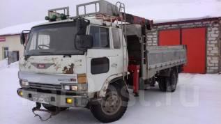 Hino Ranger. 1990г., 7 000 куб. см., 8 000 кг.