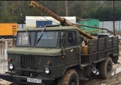 ГАЗ 66. Буровая установка на базе , 4 250куб. см.