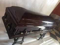 Ритуальные услуги! Продажа элитных гробов
