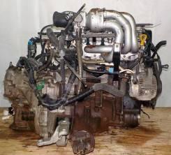 Двигатель в сборе. Toyota: Sprinter, Corsa, Sprinter Carib, Corolla II, Corolla, Tercel, Cynos, Starlet Двигатель 4EFE