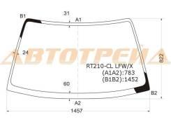 Стекло лобовое. Toyota Carina, AT211 Toyota Corona, AT210, AT211, CT210, CT211, CT215, CT216, ST210, ST215 Двигатели: 2CT, 3CTE, 3SFE, 3SFSE, 4AFE, 7A...