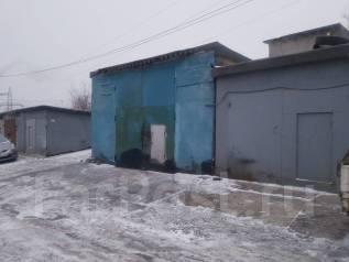 Боксы гаражные. улица Бородинская 28, р-н Вторая речка, 50 кв.м., электричество. Вид снаружи