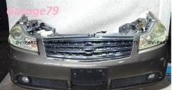 Ноускат. Nissan Fuga, Y50 Двигатели: VQ25DE, VQ25HR. Под заказ