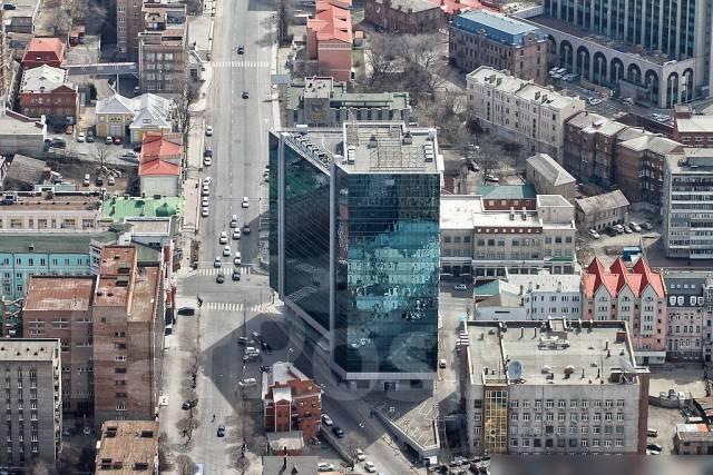 """БЦ Fresh Plaza (офисы класса """"А"""") — самый центр Владивостока. 563 кв.м., проспект Океанский 17, р-н Центр. Дом снаружи"""