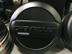 Чехол для запасного колеса. Chevrolet Niva