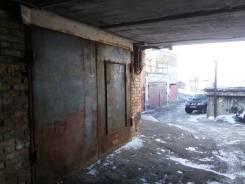 Гаражи капитальные. улица Тухачевского 72, р-н БАМ, 44 кв.м., электричество, подвал. Вид снаружи