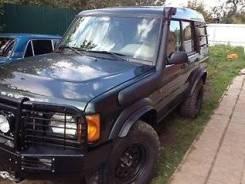 Шноркель. Land Rover Discovery, L318, LT 10P, 15P, 35D, 56D, 94D. Под заказ