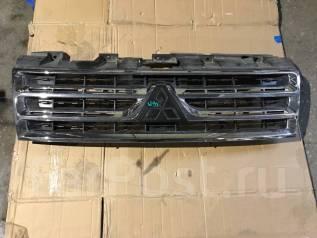 Решетка радиатора. Mitsubishi Pajero, V80, V83W, V87W, V88W, V93W, V97W, V98W