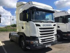 Scania. В наличии новый седельный тягач R 440, 13 000 куб. см., 11 500 кг.