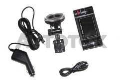 Универсальный видеорегистратор 2 объектива Carway F30 DVR-F30 АвтоТок