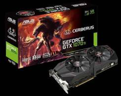 Видеокарта Asus GeForce GTX 1070 Ti 8192Mb. Оригинал. Гарантия!. Под заказ