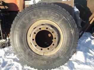 Продам колесо на грузовик и термобудку. x20
