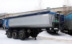 Carnehl. Самосвальный полуприцеп CHKS/AH 2006 год, 28 950 кг.