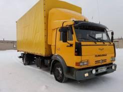 Камаз 4308. КамАЗ 4308, 6 700 куб. см., 7 000 кг.
