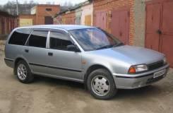 Nissan Avenir. PNW10, SR20DE