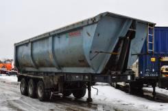 Samro. Самосвальный полуприцеп Savell 9828S 2012 г/в, 34 000 кг.
