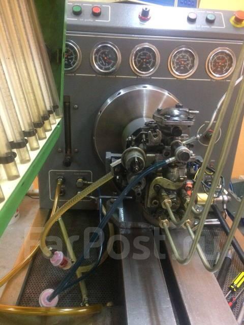 Насос топливный высокого давления. Mitsubishi Pajero Двигатель 4M40T