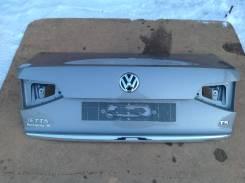 Крышка багажника. Volkswagen Jetta, 163, AV3, AY3 Двигатели: AES, AQP, BCA, BGU, BLG, CAVA, CAVD, CAXA, CAYB, CAYC, CBPA, CBTA, CBUA, CBZB, CCCA, CCZA...