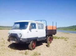 УАЗ 39094 Фермер. Продаётся УАЗ-Фермер, 2 500куб. см., 1 075кг.