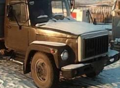 ГАЗ 3307. ГАЗ-3307, 6 000 куб. см., 6 000 кг.