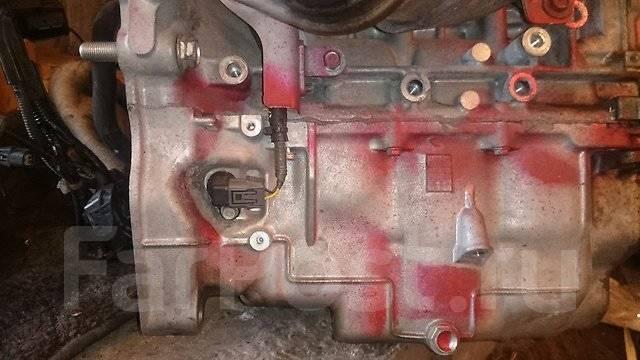Двигатель в сборе. Honda Fit, GE6, GE7, DBAGE6, DBAGE7 Двигатель L13A