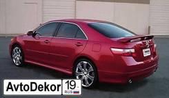 Спойлер. Toyota Camry, ACV40, AHV40, ASV40, CV40, GSV40, SV40 Двигатели: 2ARFE, 2AZFE, 2AZFXE, 2GRFE, 3CT, 3SFE, 4SFE. Под заказ
