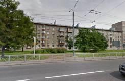 1-комнатная, проспект Новоизмайловский 2. Московский, агентство, 31 кв.м.