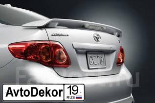 Спойлер. Toyota Corolla, ADE150, NDE150, NRE150, ZZE150 Двигатели: 1ADFTV, 1NDTV, 1NRFE, 4ZZFE. Под заказ