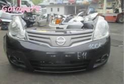 Ноускат. Nissan Note, E11, E11E Двигатели: CR14DE, HR15DE, HR16DE, K9K, XH1. Под заказ