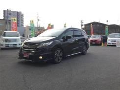 Honda Odyssey. автомат, передний, 2.4, бензин, 19 000тыс. км, б/п. Под заказ
