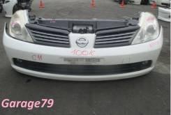 Ноускат. Nissan Tiida, C11, C11X Двигатели: HR15DE, HR16DE, MR18DE. Под заказ
