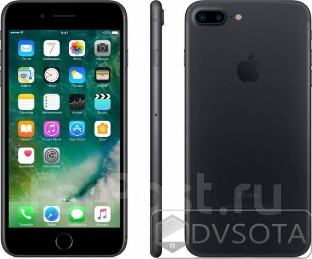 Apple iPhone 7 Plus. Новый, 256 Гб и больше, 4G LTE, Защищенный