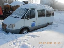 ГАЗ 322132. Продаю пассажирскую газель, 2 429 куб. см., 13 мест