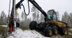 Eco Log. Харвестер (Швеция). Под заказ