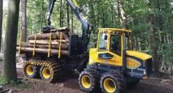 Eco Log. Форвардеры (Швеция). Под заказ