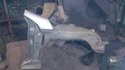 Лонжерон. Peugeot 407