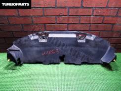 Дефлектор радиатора. Toyota Mark X, GRX120, GRX121, GRX125 Двигатели: 3GRFSE, 4GRFSE